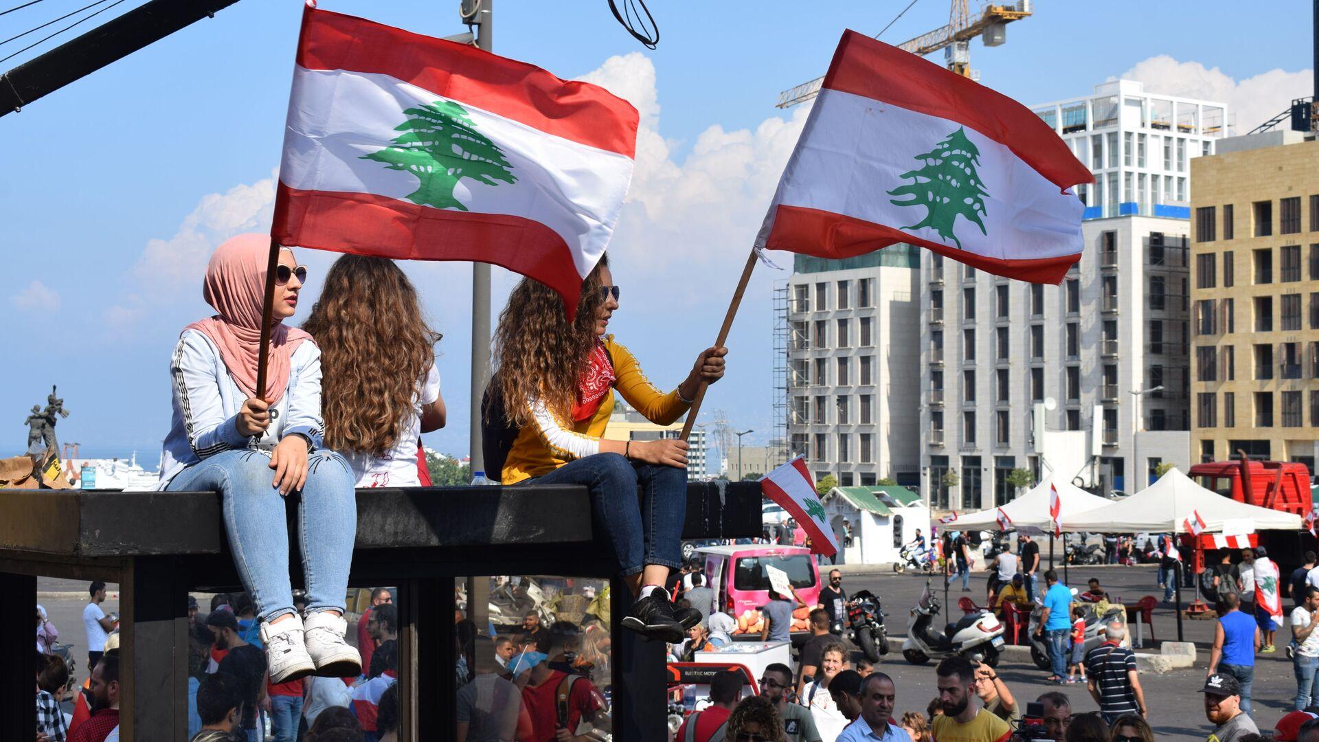 Proteste in Libano - Sputnik Italia, 1920, 13.07.2021
