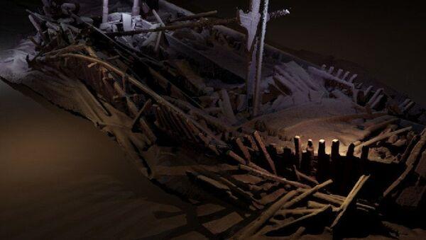 La scoperta di circa 60 relitti di navi risalenti ai tempi della Bibbia, adagiati sui fondali del Mar Nero a largo delle coste della Bulgaria - Sputnik Italia