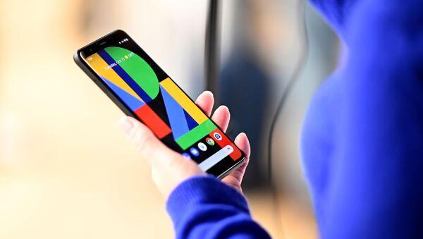 Google Pixel 4 smartphone - Sputnik Italia