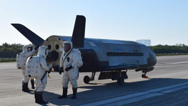 X-37B - Sputnik Italia
