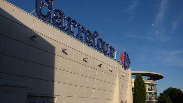 Supermercato Carrefour - Sputnik Italia