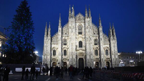 Il duomo di Milano - Sputnik Italia