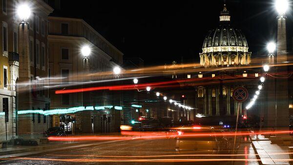 La Basilica di San Pietro a Roma - Sputnik Italia