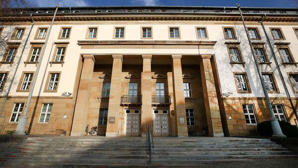Il parlamento regionale della Turingia, ad Erfurt - Sputnik Italia