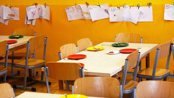 mensa scolastica - Sputnik Italia