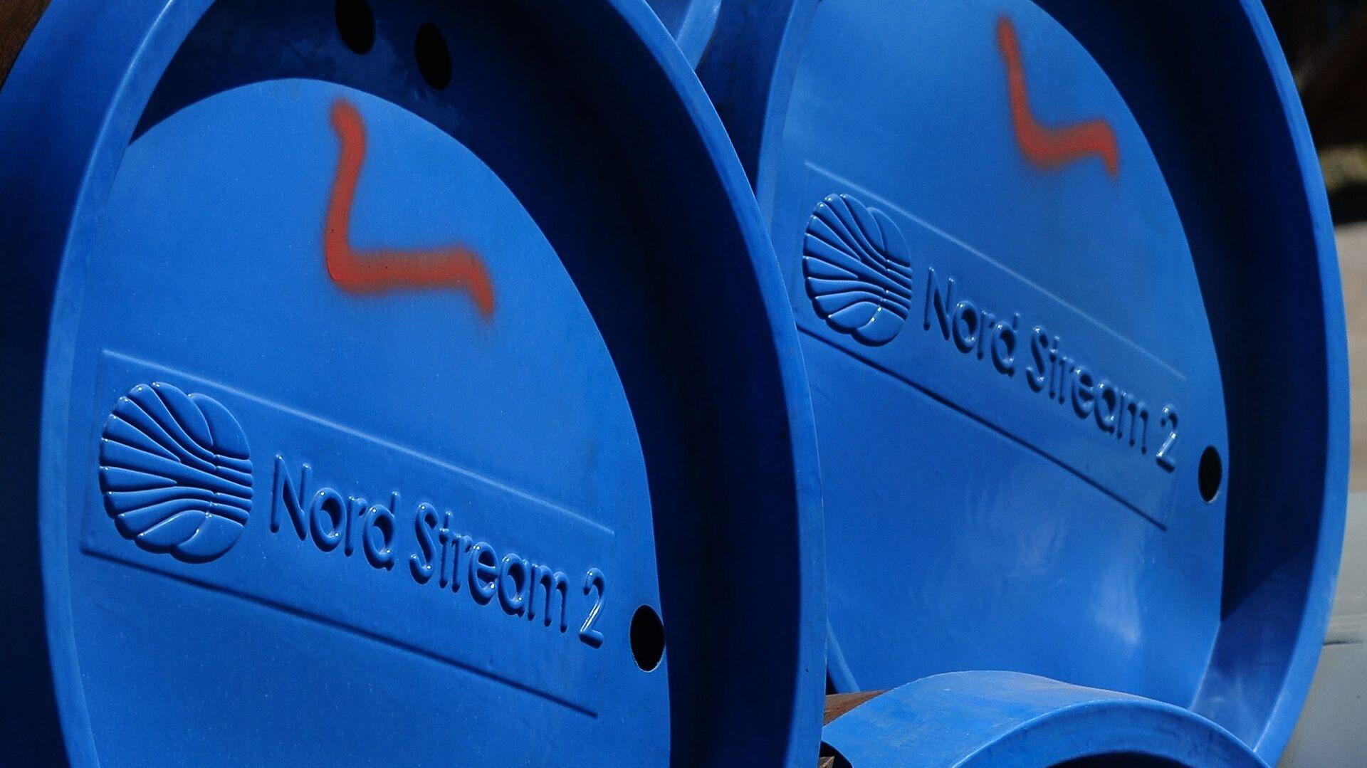 Condotte Nord Stream 2 - Sputnik Italia, 1920, 06.10.2021