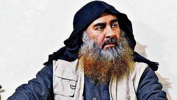 Abu Bakr al-Baghdadi - Sputnik Italia