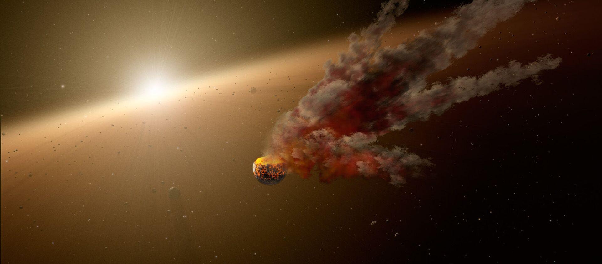 Asteroide - Sputnik Italia, 1920, 12.04.2021