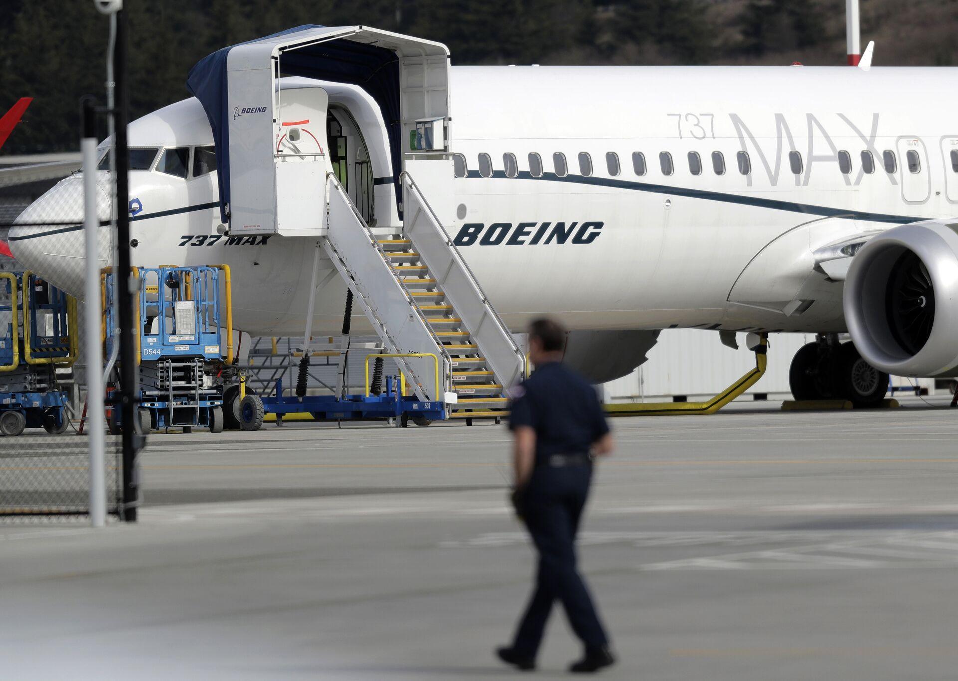 Boeing multata per $ 6,6 milioni per inadempienze sulla supervisione della sicurezza - Sputnik Italia, 1920, 26.02.2021