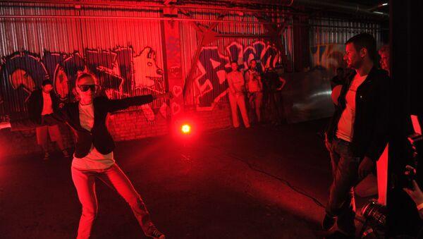 Party in una fabbrica abbandonata - Sputnik Italia