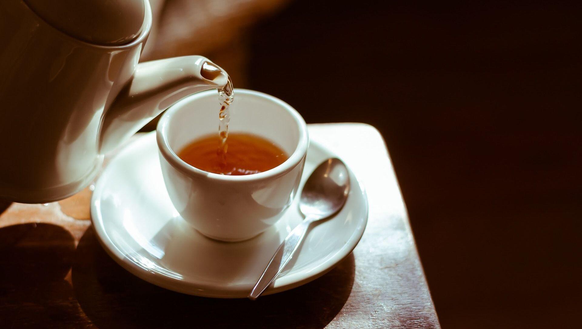 tazza di tè - Sputnik Italia, 1920, 06.04.2021