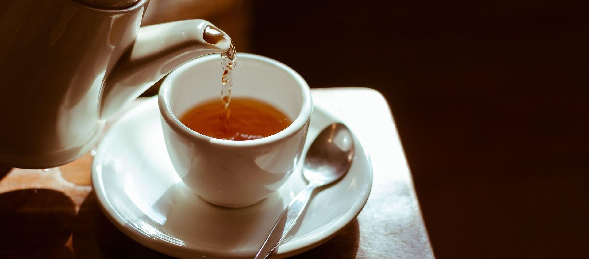 tazza di tè - Sputnik Italia, 1920, 09.09.2020