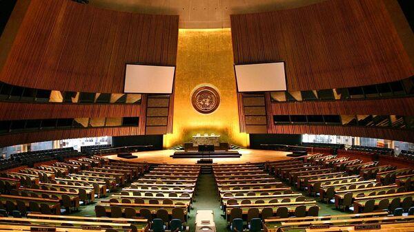 Assamblea generale dell'Onu - Sputnik Italia