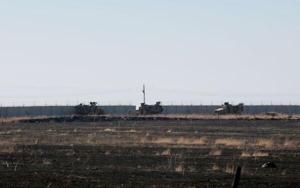 Il pattugliamento congiunto della Russia e Turchia in Siria - Sputnik Italia