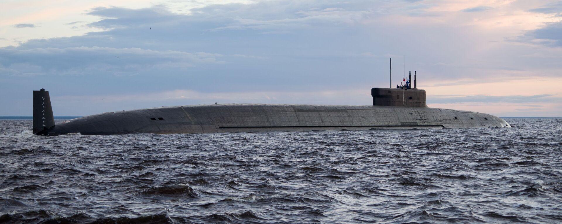 Il sottomarino Knyaz Vladimir - Sputnik Italia, 1920, 09.06.2021