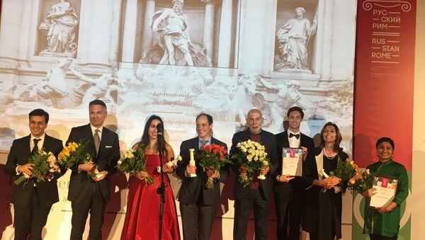 Sono stati proclamati i vincitori del Festival internazionale di cultura «La Roma Russa» - Sputnik Italia