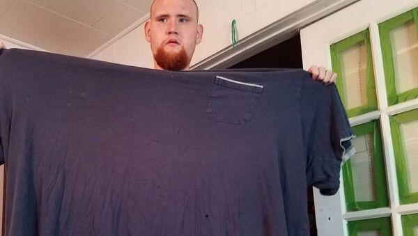 Ragazzo americano svela come ha perso 270kg - Sputnik Italia
