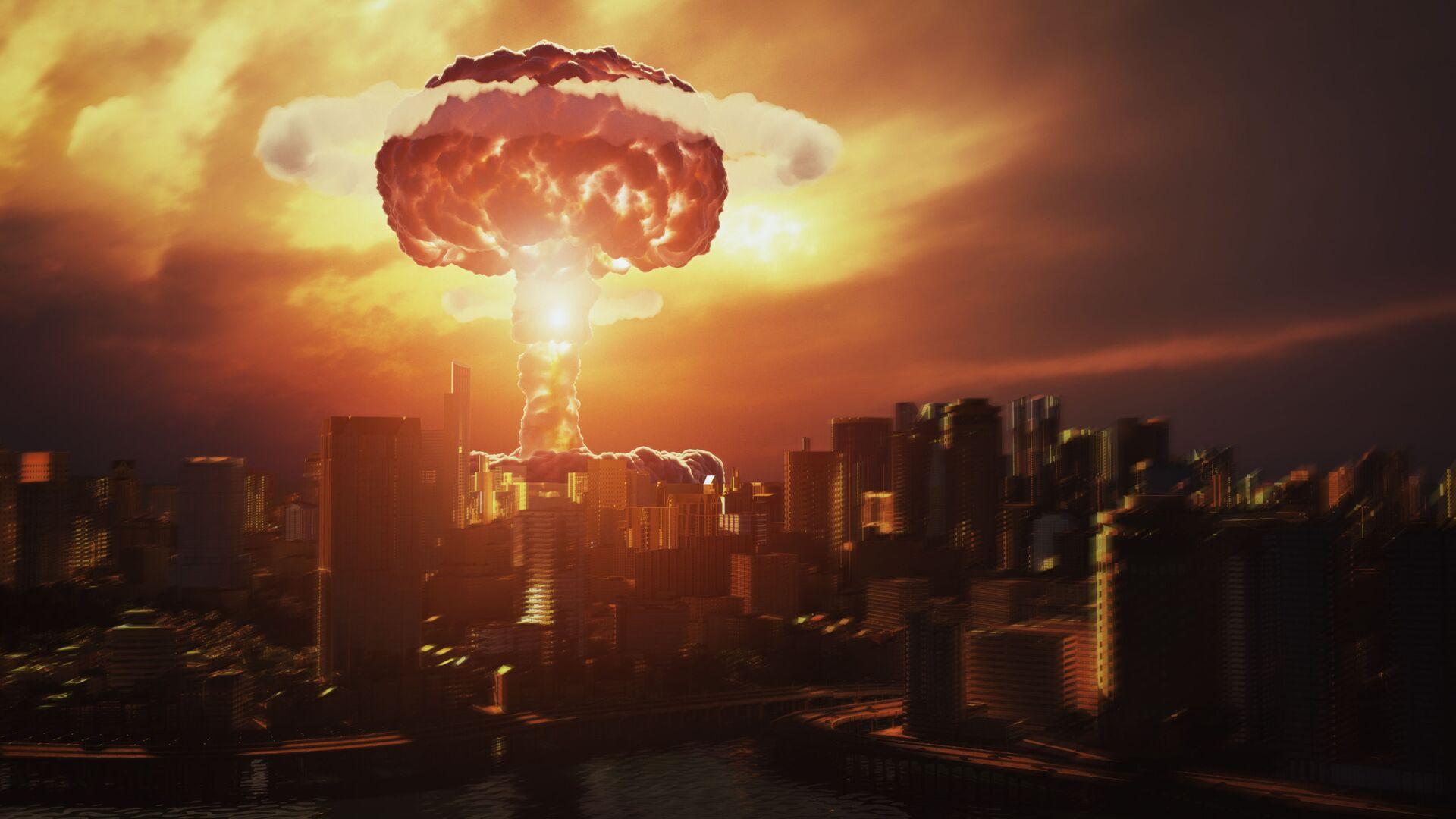 L'esplosione di una bomba nucleare - Sputnik Italia, 1920, 29.09.2021