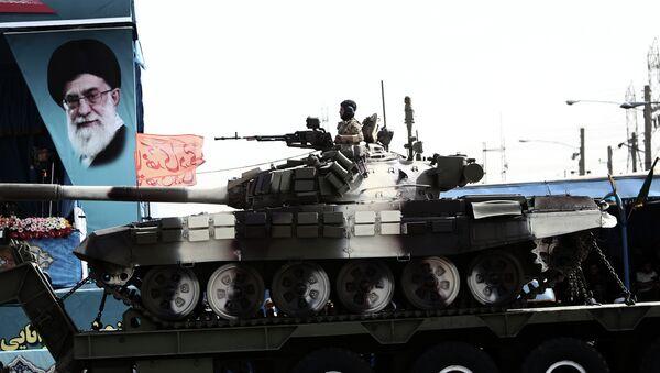Le forze iraniane  - Sputnik Italia