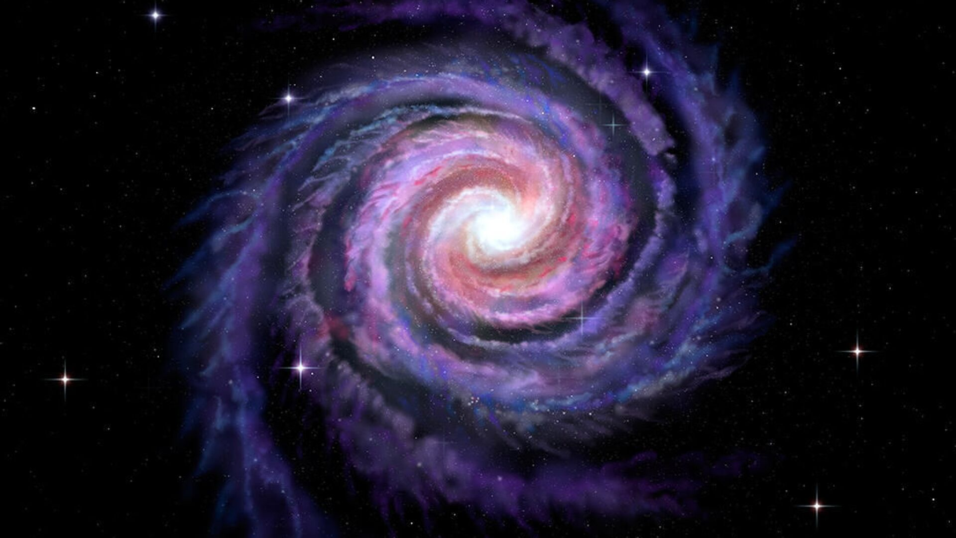 La galassia nostra - Via Lattea - Sputnik Italia, 1920, 25.09.2021