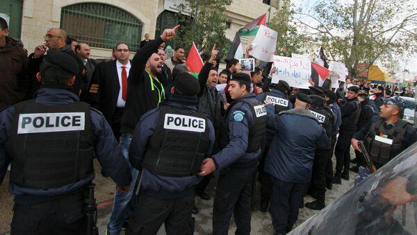 La polizia israeliana - Sputnik Italia