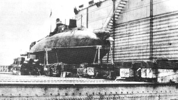 Il sottomarino Som - Sputnik Italia