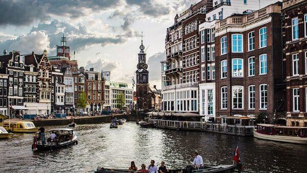 La capitale dei Paesi Bassi, Amsterdam - Sputnik Italia