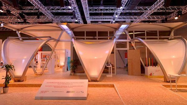 Aula studio per i campi profughi progettata dallo studio di Zahi Hadid - Sputnik Italia