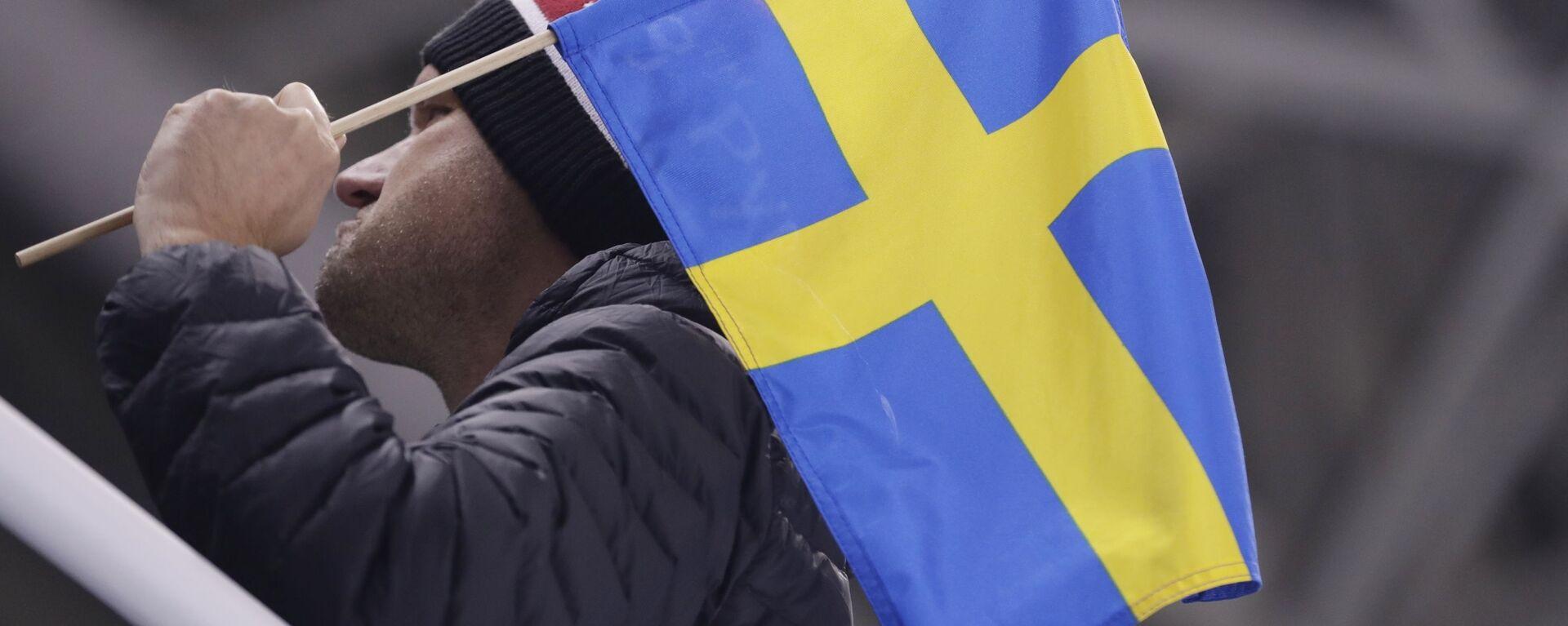 Bandiera svedese - Sputnik Italia, 1920, 24.05.2021
