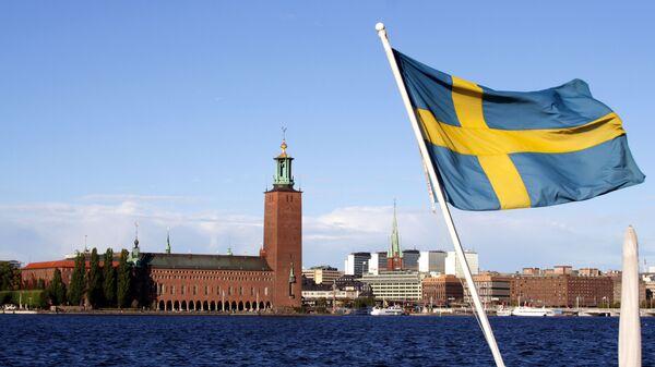 Bandiera svedese - Sputnik Italia