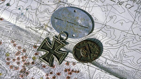 Le medaglie naziste  - Sputnik Italia