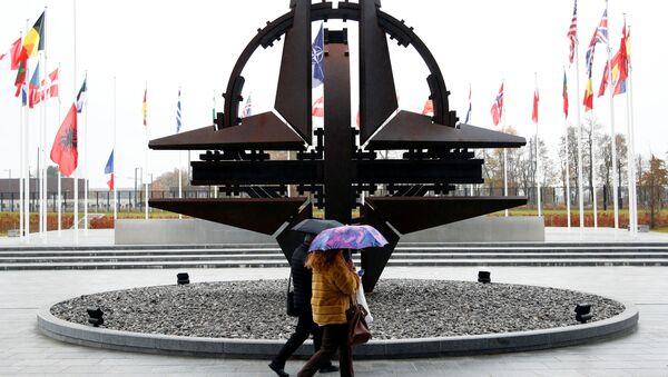 Il quartier generale della NATO a Bruxelles - Sputnik Italia