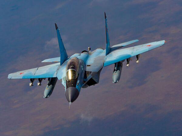 Il caccia russo di generazione 4+ MiG-29K - Sputnik Italia