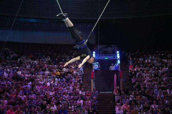 Il Gran Circo Statale di Mosca o Circo Bolshoi sul Vernadsky Avenue - Sputnik Italia