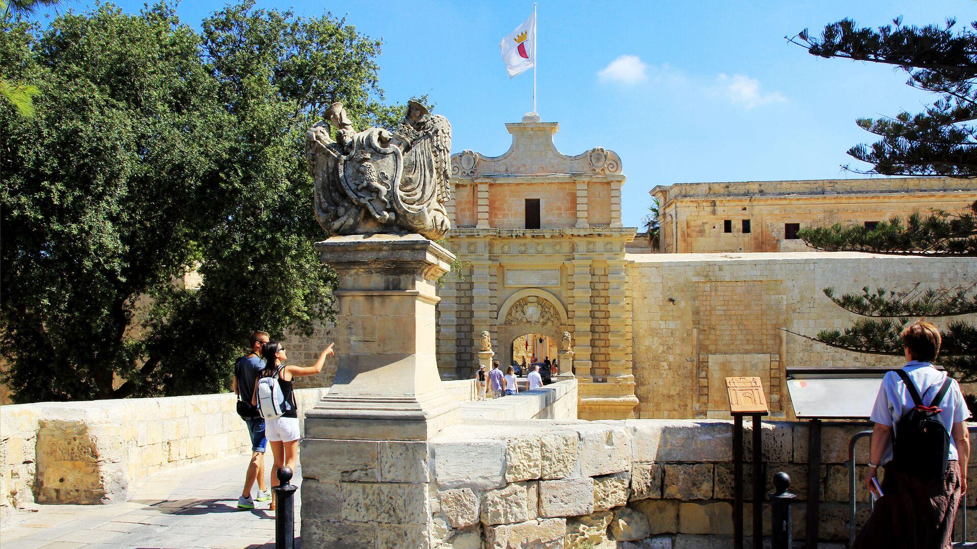 Le porte della Mdina di Rabat a Malta - Sputnik Italia, 1920, 12.04.2021
