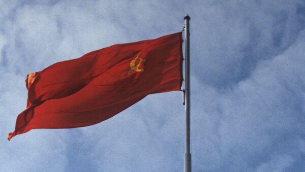 La bandiera dell'URSS - Sputnik Italia
