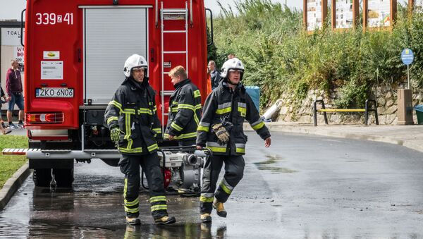 Pompieri polacchi - Sputnik Italia