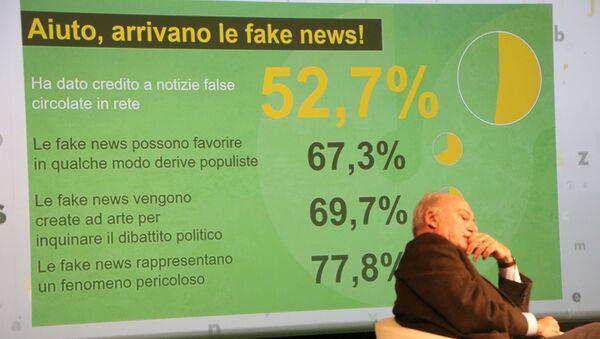 Alla presentazione del rapporto Agi-Censis - Sputnik Italia