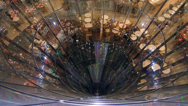 Centro commerciale Galeries Lafayette a Berlino - Sputnik Italia