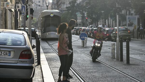Una strada di Marsiglia - Sputnik Italia