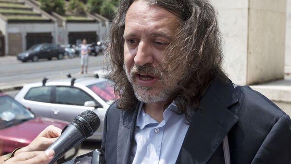 Il Presidente della Stamina Foundation Onlus Davide Vannoni - Sputnik Italia