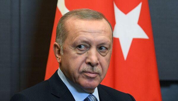 Il presidente turco Recep Tayyip Erdogan - Sputnik Italia