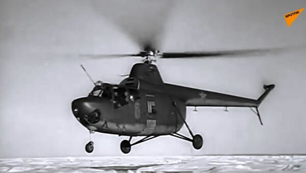 MIraviglie in volo: 70 anni degli elicotteri Mi - Sputnik Italia
