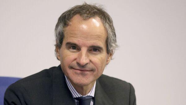 Rafael Grossi, direttore generale dell'AIEA - Sputnik Italia