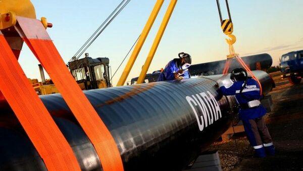 Cina costruisce il gasdotto Forza della Siberia - Sputnik Italia