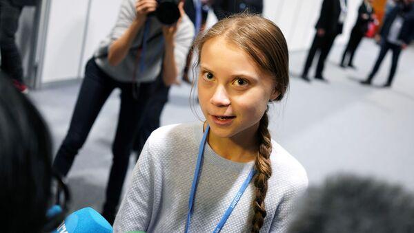 Greta Thunberg - Sputnik Italia