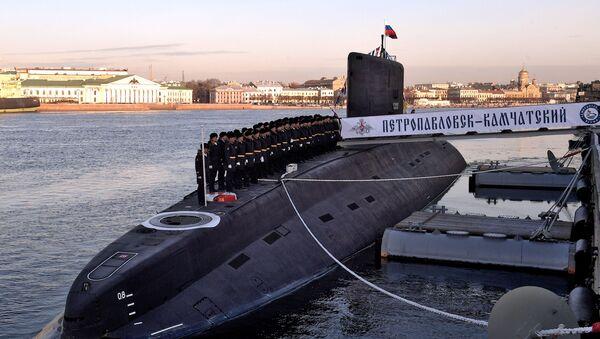 Sottomarino B-274 Petropavlovsk-Kamchatsky - Sputnik Italia