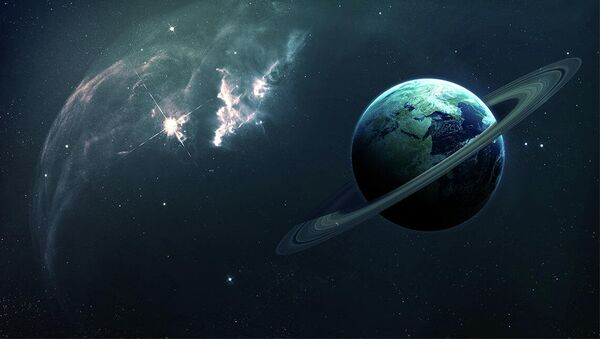 La Terra aveva gli anelli come il Saturno - Sputnik Italia