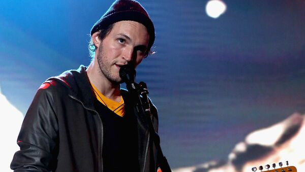 John Frusciante - Sputnik Italia