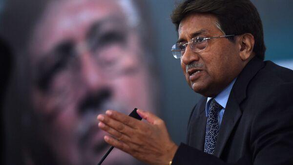 Pervez Musharraf - Sputnik Italia